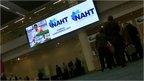 NAHT sign at annual conference