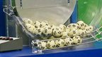 Winning balls in Powerball lottery in Florida on 18 May 2013