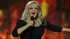 Bonnie Tyler at Eurovision