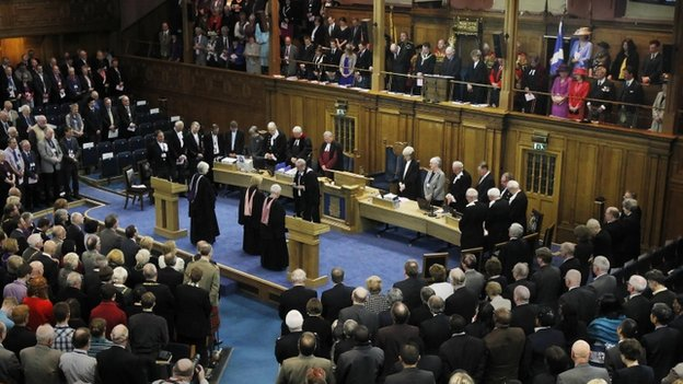 The General Assembly of the Church of Scotland