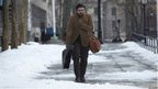 Oscar Isaac in Inside Llewyn Davis