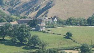 Izaak Walton Hotel in Dovedale