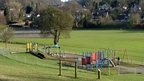 Whyteleafe recreational ground Whyteleafe recreational ground (Photo by Robin Webster)