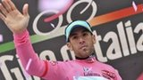 Giro d'Italia race leader Vincenzo Nibali