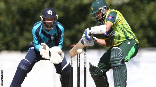 BBC Sport - Pakistan in Scotland and Ireland 2013624
