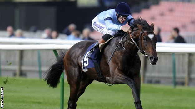 Telescope ruled out of Epsom Derby...