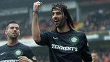 Celtic's Georgios Samaras