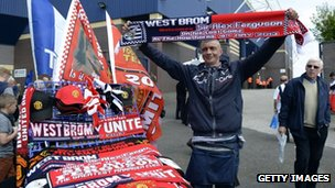 West Bromwich Albion vendor