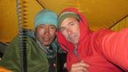 Kenton Cool and Dorje Gylgen