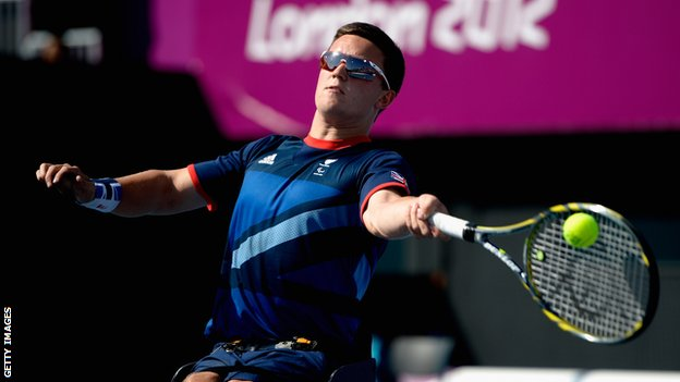 Britain&#039;s Gordon Reid lands Italy tournament win
