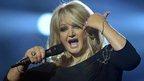 Bonnie Tyler at Eurovision