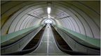 Pedestrian and Cyclist Tunnel. Photo: Tyne & Wear Integrated Transport Authority