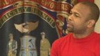 Boxer Roy Jones Jr
