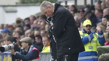 Inverness Caledonian Thistle manager Terry Butcher