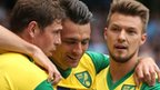 Norwich celebrate
