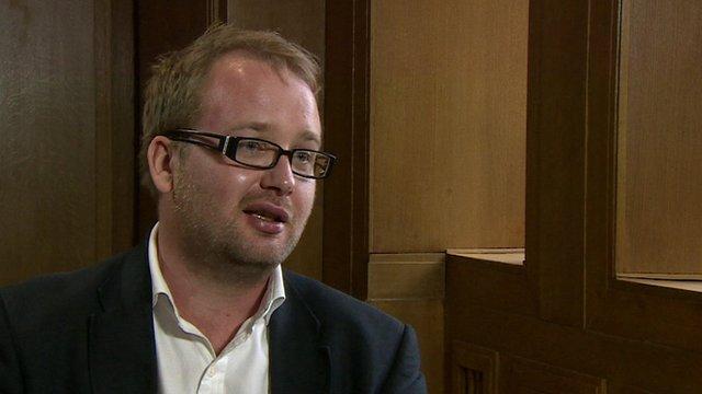 Barney Jones, former Google employee