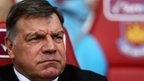 West Ham boss Sam Allardyce
