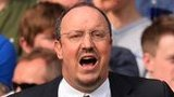 Chelsea manager Rafael Benitez