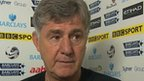 Manchester City caretaker manager Brian Kidd