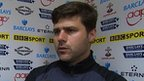 Southampton manager Mauricio Pochettino