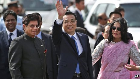 China leader vows better India ties...