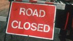Road closed - generic image 