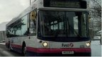 FirstGroup said it had faced &quot;considerable&quot; external headwinds in the year
