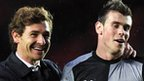 Andre Villas-Boas &amp; Gareth Bale