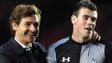 Andre Villas-Boas & Gareth Bale