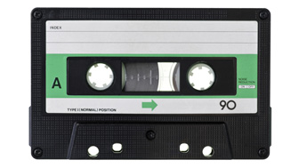 Audio cassette 