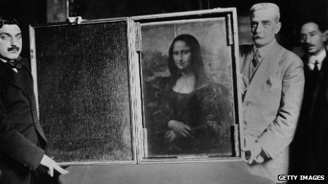 The Mona Lisa returns to the Louvre