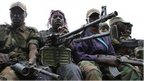 M23 rebels in eastern Democratic Republic of Congo on 11 May 2013