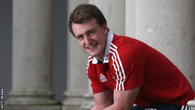 Scottish full-back Stuart Hogg