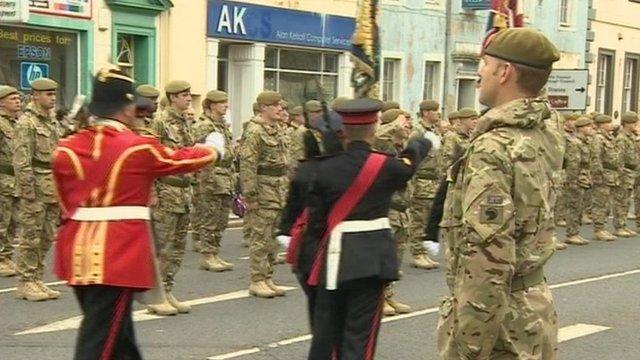 The Duke of Lancaster's Regiment