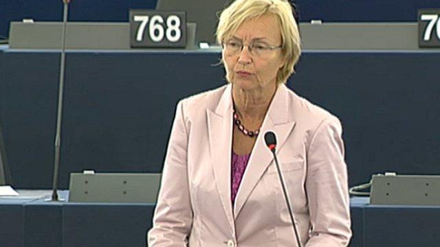 Lena Kolarska-Bobinska MEP