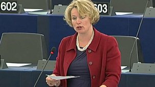 Vicky Ford MEP