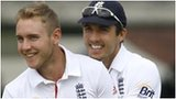 England celebrate against New Zealand at Lord's
