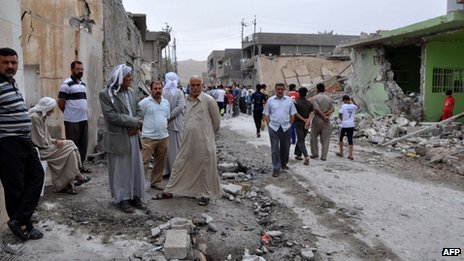 Fresh bombings in Iraq 'kill 13′