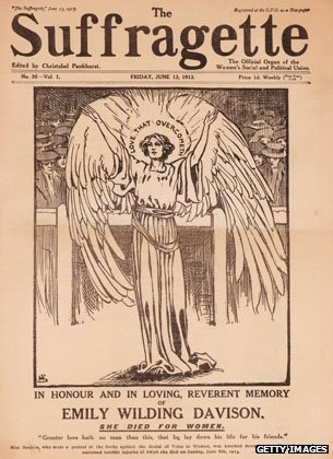 The Suffragette Newspaper
