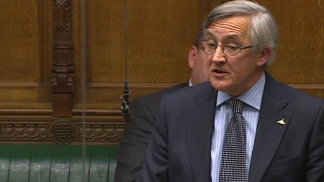 Sir Gerald Howarth MP