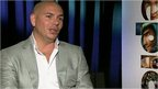 Singer and rapper, Pitbull