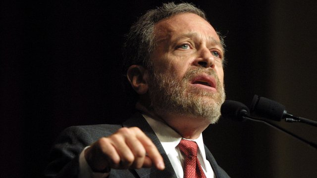 Former US Labour Secretary, Robert Reich