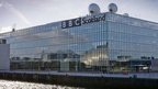 BBC base in Glasgow's Pacific Quay
