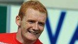 Joe McNeill has left Portadown