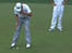 BBC Sport - Golf ruling bodies ban anchoring of putters from 2016