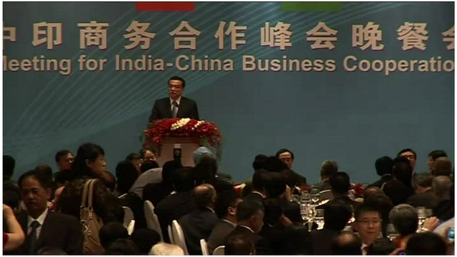 India China meeting