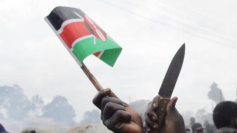 Kenya leaders named in truth report