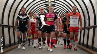 Magic Weekend captains