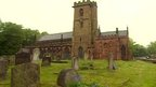 St Mary's Curch in Handsworth