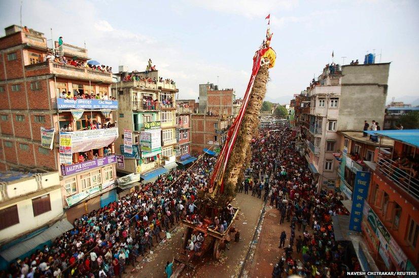 Rato Machhindranath Jatra